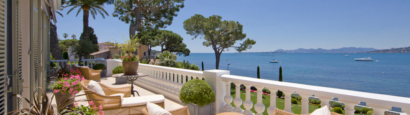 Villas For Sale In The South Of France